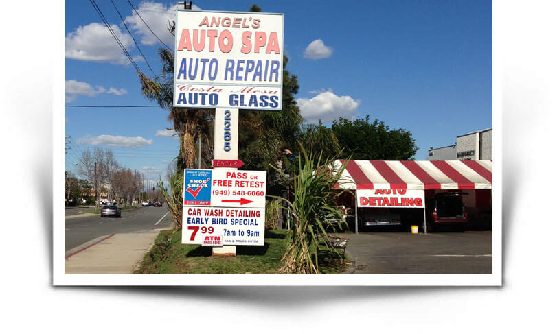 Car wash newport beach costa mesa angels auto spa 2285 our carwash center solutioingenieria Gallery