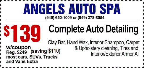 Car Wash Coupons