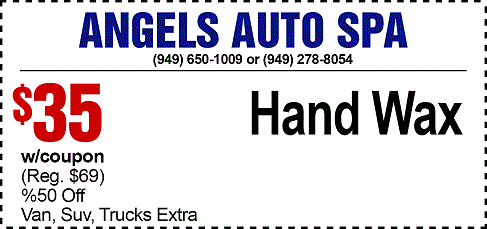 Newport beach car wash coupons